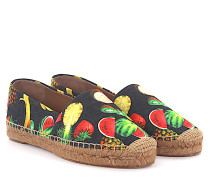 Espadrllies ESPADRILLAS Stoff multicolor Fruit-Print