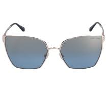 Sonnenbrille Squared 0653 28V metal gold