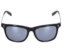 Sonnenbrille D-Frame 128205 Acetat schwarz