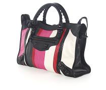 Schultertasche Handtasche CLASSIC CITY Lammleder