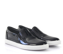 2 Sneaker Slip On K513 Lackleder