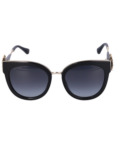 Sonnenbrille Cat Eye JADE/S 1A5 Acetat schwarz