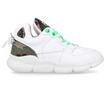 Sneaker low FWS34 Econappa Logo olive