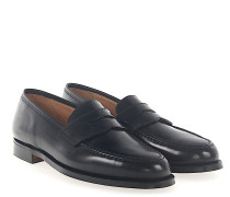Penny Loafer BOSTON Leder Cordovan Goodyear Welted