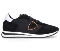 Sneaker low TRPX Kalbsleder Veloursleder Logo Patch