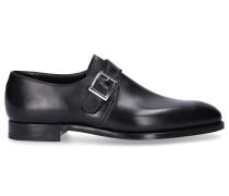 Monk Schuhe SAVILE Kalbsleder