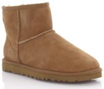 Stiefeletten Boots Classic Mini Veloursleder