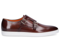 Monk Schuhe 15506 Kalbsleder