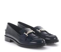 Loafer 0U680S Leder Fransen