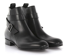 Stiefeletten Classic City Business Booty Leder