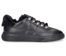 Sneaker low Metallisch
