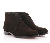 Stiefeletten Boots Chukka Veloursleder