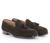 Slipper Tassel Loafer Cavendish 2 Veloursleder