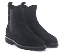 Chelsea Boots 7429 Veloursleder Lammfell