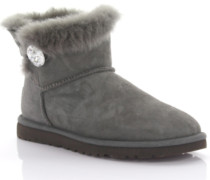 Stiefeletten Boots Mini Bailey Button Bling Veloursleder
