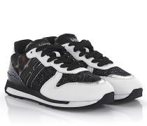 Sneaker Running R261 Leder weiß Pony Fell