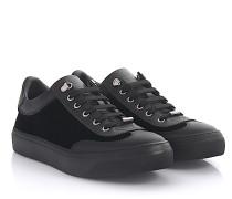 Sneaker Low Ace Leder Samt