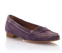 Slipper Softy Veloursleder