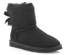 Stiefeletten Boots Mini Bailey Bow Veloursleder Schafsfell