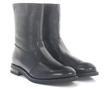 Stiefeletten Boots 57514 Hirschleder Lammfell