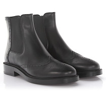 Stiefeletten Boots Leder Lyra-Lochung