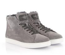 Sneakers High Peter Veloursleder Lammfell