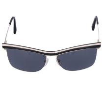 Sonnenbrille Wayfarer EVA 0101 Metall gold