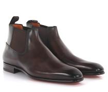 Chelsea Boots Mid Cut 15238 Leder
