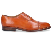 Businessschuhe Oxford 5322 Kalbsleder cognac