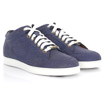 Sneakers Miami Mid Cut Leder finished Print