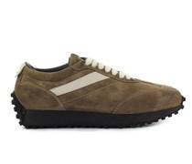 Sneaker low 2931A Veloursleder