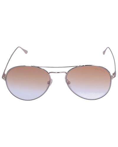 Sonnenbrille Aviator 551 Metall silber
