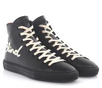 Sneaker High Blind for Love Leder