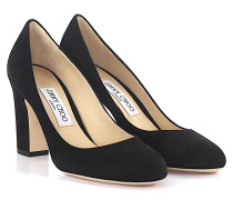 Pumps Billie 85 Veloursleder