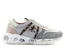Sneaker low LAYLA 5029 Veloursleder Logo
