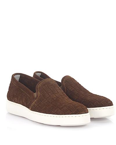 Santoni Damen Sneaker Günstigstener Preis Günstiger Preis Verkauf Countdown-Paket Niedrig Versandkosten Empfehlen Günstig Online lbxK2
