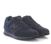 Sneakers H321 Veloursleder Mesh