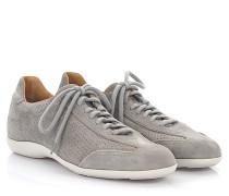 Sneaker AMG 20435 Veloursleder perforiert