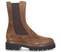 Chelsea Boots 9299 Veloursleder