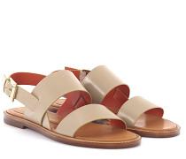 Sandalen 56451 Leder rahmengenäht