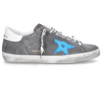 Sneaker low SUPER-STAR Veloursleder