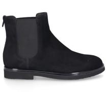Chelsea Boots D721351 Kalbsveloursleder
