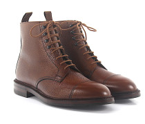 Stiefeletten Boots CONISTON Leder Scotchgrain Goodyear Welted