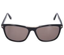 Sonnenbrille Squared 629 01A Acetat schwarz