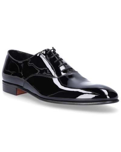 Oxford CHEAM Lackleder Goodyear Welted