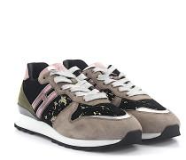Sneaker R261 Veloursleder