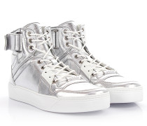 Sneakers High Leder