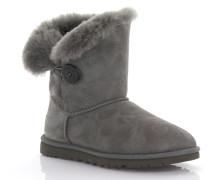 Stiefeletten Boots Bailey Button Veloursleder