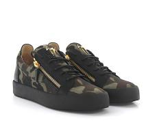 Sneaker Frankie Textil Camouflage
