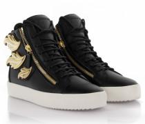 High Top Sneaker Cruel Leder